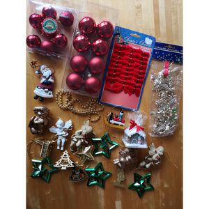 Other - Bundle Christmas Tree Ornaments